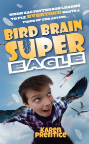 Bird Brain Super Eagle - Karen Prentice