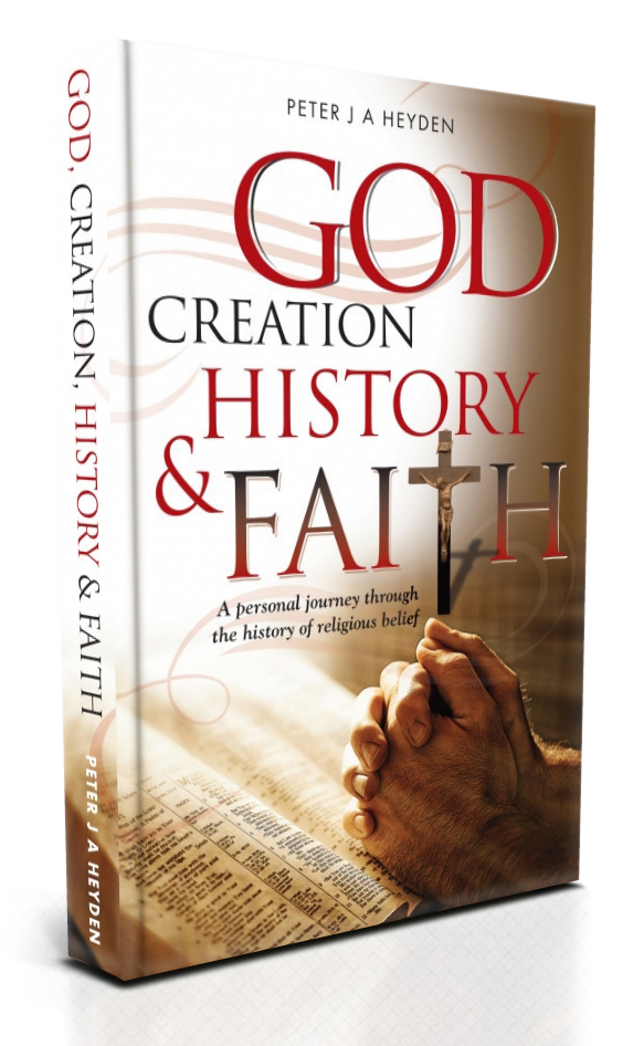 God, Creation, History Faith - christian book