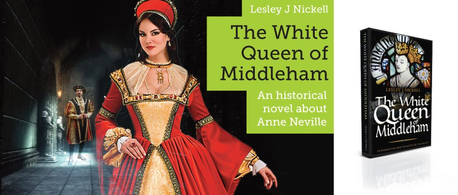 The White Queen of Middleham, award winning historical fiction.