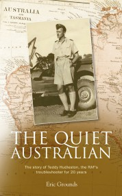 The Quiet Austrailian Cover