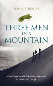 3 men up a mountain cover