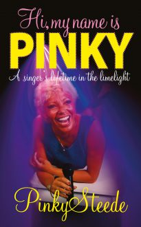 Hi My Name is Pinky Cover