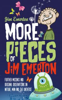 More Pieces of Jim Emerton Cover