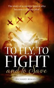 To fly, to fight, to save cover